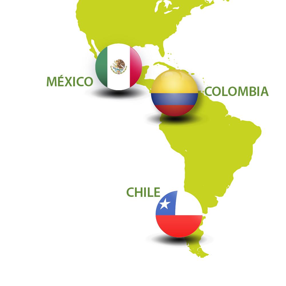 Avanc curso lectura veloz México Colombia Chile